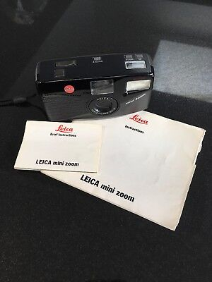 Leica Mini Zoom 35mm Film Camera
