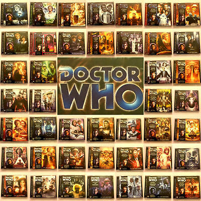 Doctor Who Big Finish CD Audio Books Main Range 151 – 200 Choice Of Releases