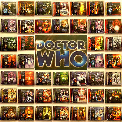 Doctor Who Big Finish CD Audio Books Main Range 101 – 150 Choice Of Releases