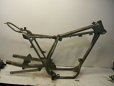 Bultaco Persang 125 Mk8 Frame With Swing Arm