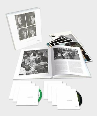 The Beatles White Album '18 super dlx 6 CD / Blu-ray numbered box Set NEW/SEALED