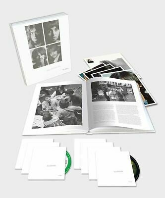 The Beatles White Album 2018 super deluxe #d 6 CD / Blu-ray box Set NEW/SEALED