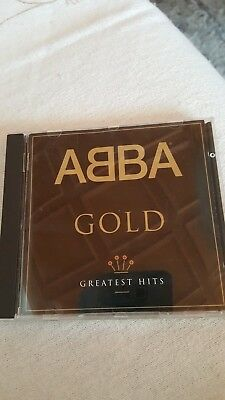 """♥CD """"Abba GOLD"""" Greatest Hits top ! ♥"""