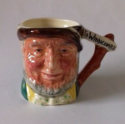 Vintage Lancaster Sandland Character Jug Uncle Tom Cobleigh To Widdicombe