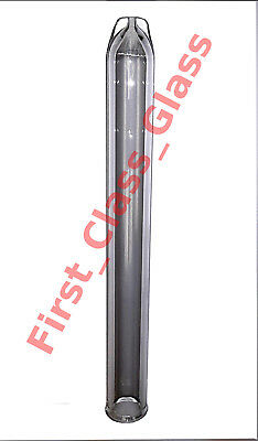 "Glass Extractor Extraction Tube Lab Filtration Unit  2.25""inch X 15""inch"