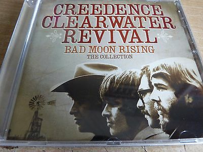 Creedence Clearwater Revival - Bad Moon Rising The Collection  - Cd - Post Free