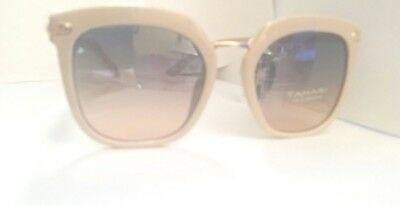 63ec06892fc Sunglasses Tahari Nude Color with brown lent