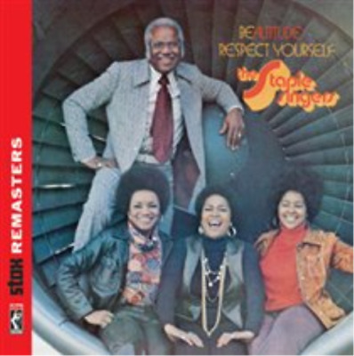 The Staple Singers-Be Altitude: Respect Yourself CD / Remastered Album NEW
