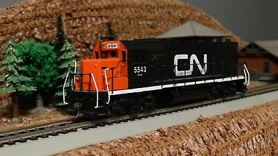 HO Scale  Athearn  CN  Canadian National GP Locomotive Lot K 35