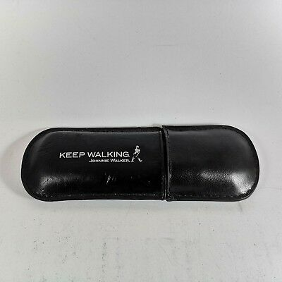 Rare limited edition Johnnie Walker pen + leather case  Ball-point Pen wiskey