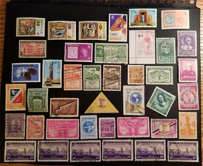 DOMINICA Stamps Nice Lot D764