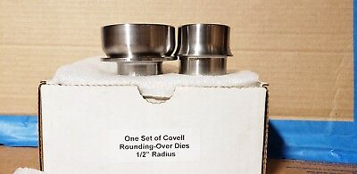 "Covell 1/2"" Rounding-over Die"