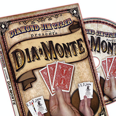 Diamond jim tyler 3 card monte