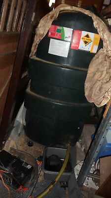 heating oil tank 1150 litres collect salford or i can deliver locally