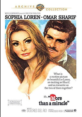 More than a Miracle (1967) DVD NEW