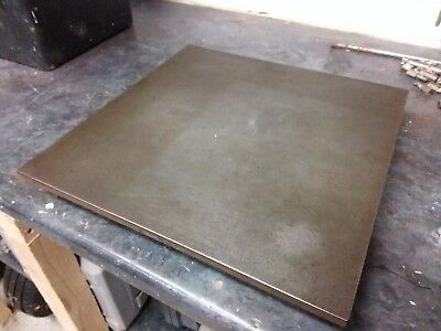 "Criterion Engineers Surface Plate 12"" X 12"""