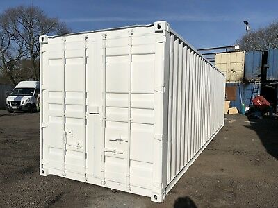 30x8 Ft Electrial Store Container With Anti Condensation Paint