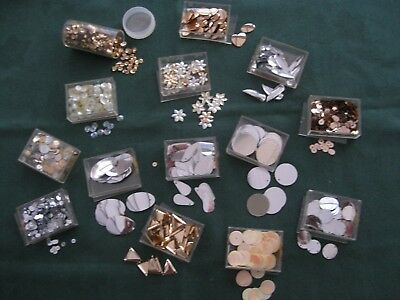Sequins Shapes Beads 14 Packs Set G Assorted Craft Sewing Dancing Costume