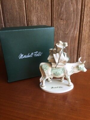 Cow Retired Chicago Original Marshall Fields. Not A Cow Parade