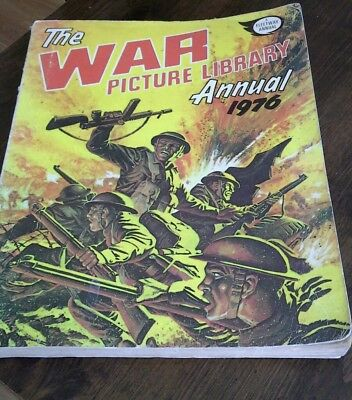 War Picture Library Comic Annual 1976