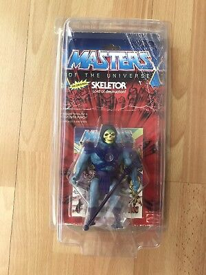 Motu Masters of the Universe Skeletor The Original Ovp Moc 1982  mint sealed