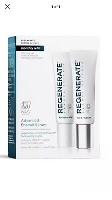 Regenerate Advanced Enamel Serum Monthly Refill Free Delivery