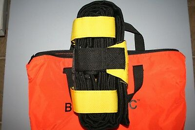 Iron Duck Built For Life Board Loc Spinal Immobilization Strapping System