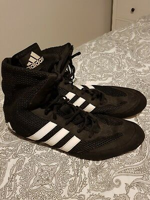 Addidas Boxing Boots - Size 12