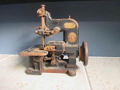 Rare 1912 Singer 85SV3 Sewing Machine 100 made Special Variety for restoration