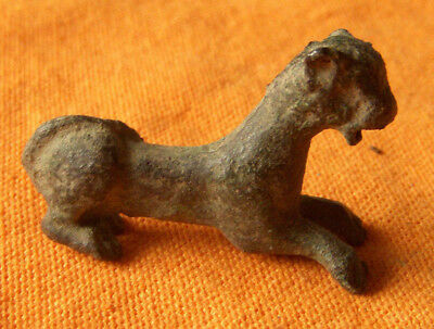 A322. Roman style bronze figure of panther