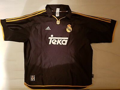 Trikot Real Madrid XXL schwarz