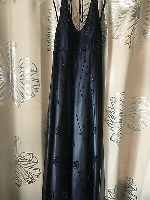 Prom Dress Size 7/8 by Jaslene, Blue
