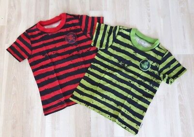 2 Jako-o T-Shirts in 104/110