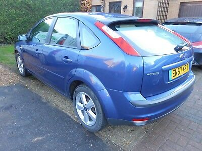 2008 Ford Focus 1.8 Zetec Climate Petrol (Read Description)