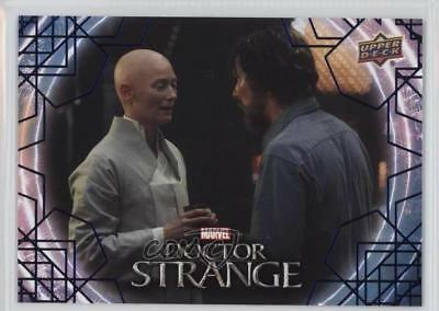 2016 Upper Deck Doctor Strange Blue #22 Meet the Ancient One Non-Sports Card l3q