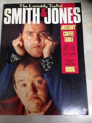 The Smith & Jones Instant Coffee Table Book. Good Condition **Free UK Postage**