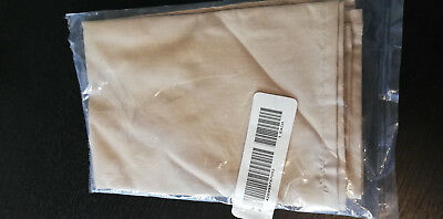 Issued British Army  Sweat Rag Sand colour, still sealed in bag