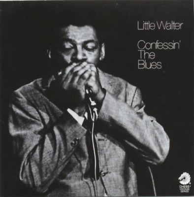 `walter, Little`-Confessin` The Blues (Limited) Cd New
