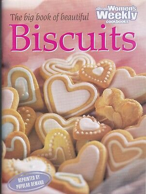 Womens Weekly   Biscuits  See Description