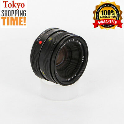 [EXCELLENT+++] Leica Summicron-R 50mm F/2 R Cam Lens from Japan