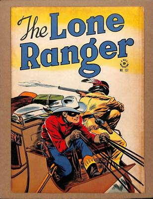 Four Color #151 - HIGH GRADE - DELL 1947 - The Lone Ranger!
