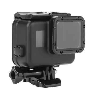 SHOOT Black Waterproof Diving Housing Case Protective Cover for GoPro Hero 5/6/7