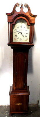 New England Arch Top Chiming Grandfather Clock--Ever Want A Grandfather Clock??