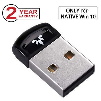 USB Bluetooth 4.0 Dongle Adaptateur Plug & Play pour versions originales Windows