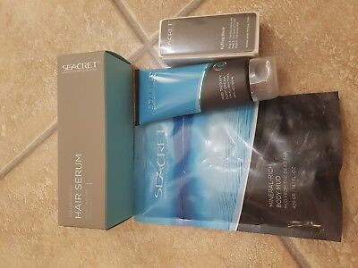 Seacret Dead Sea Products RRP $225 (BRAND NEW)