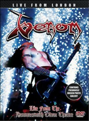 881f56e5d3a VENOM - 2004 - Live From London (Live From The Hammersmith 1985 ...