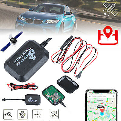 GT005 Mini Anti-theft System Cars Vehicle GPRS GSM GPS Real Time Tracker Locator