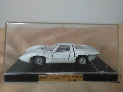 Miniatura 1:43 Nacoral Intercars Chiqui Cars Metal 309 Alfa Romeo 33 M. in Spain