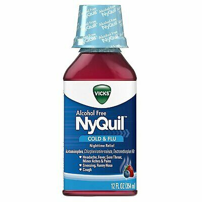 nyquil plus alcohol