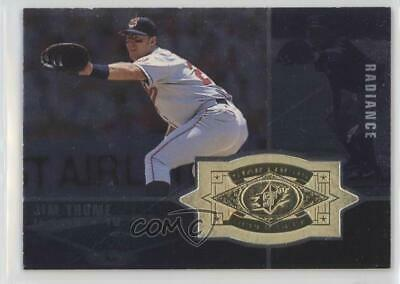 1998 SPx Finite Radiance #151 Jim Thome Cleveland Indians Baseball Card